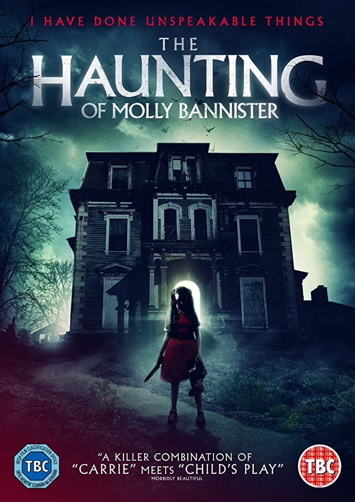 The Haunting of Molly Bannister kapak