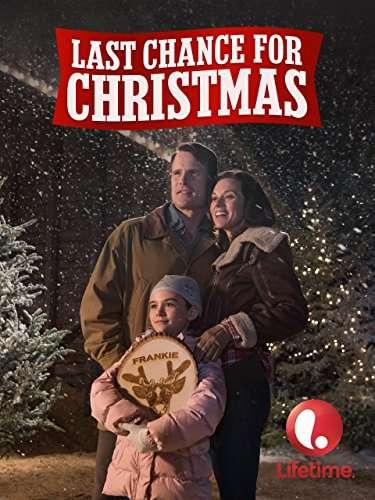 Last Chance for Christmas kapak