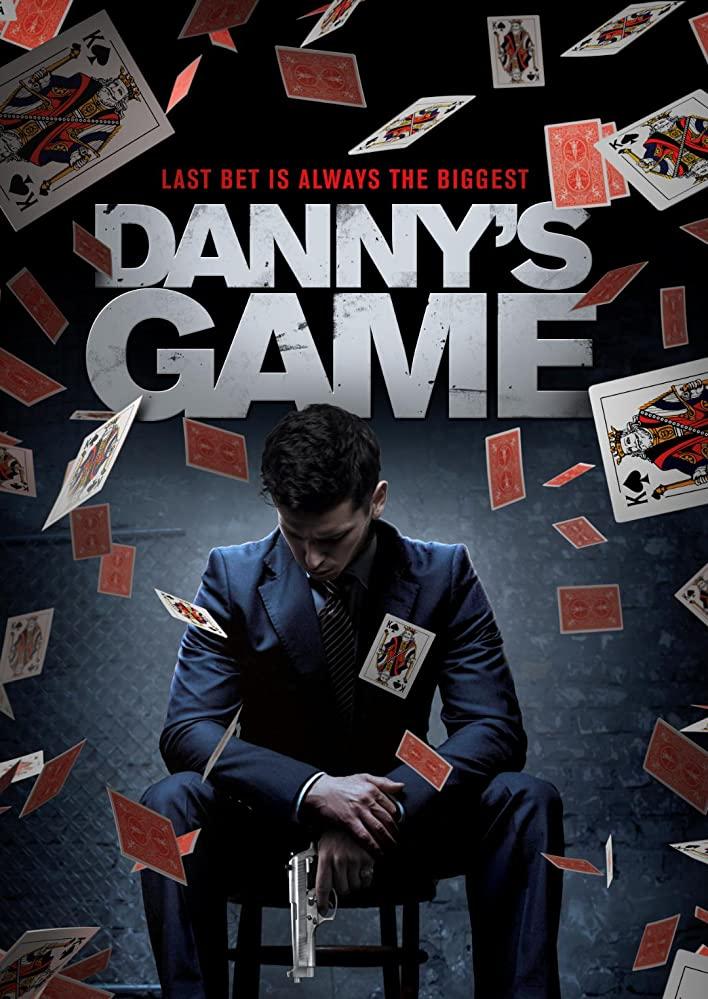 Danny's Game kapak