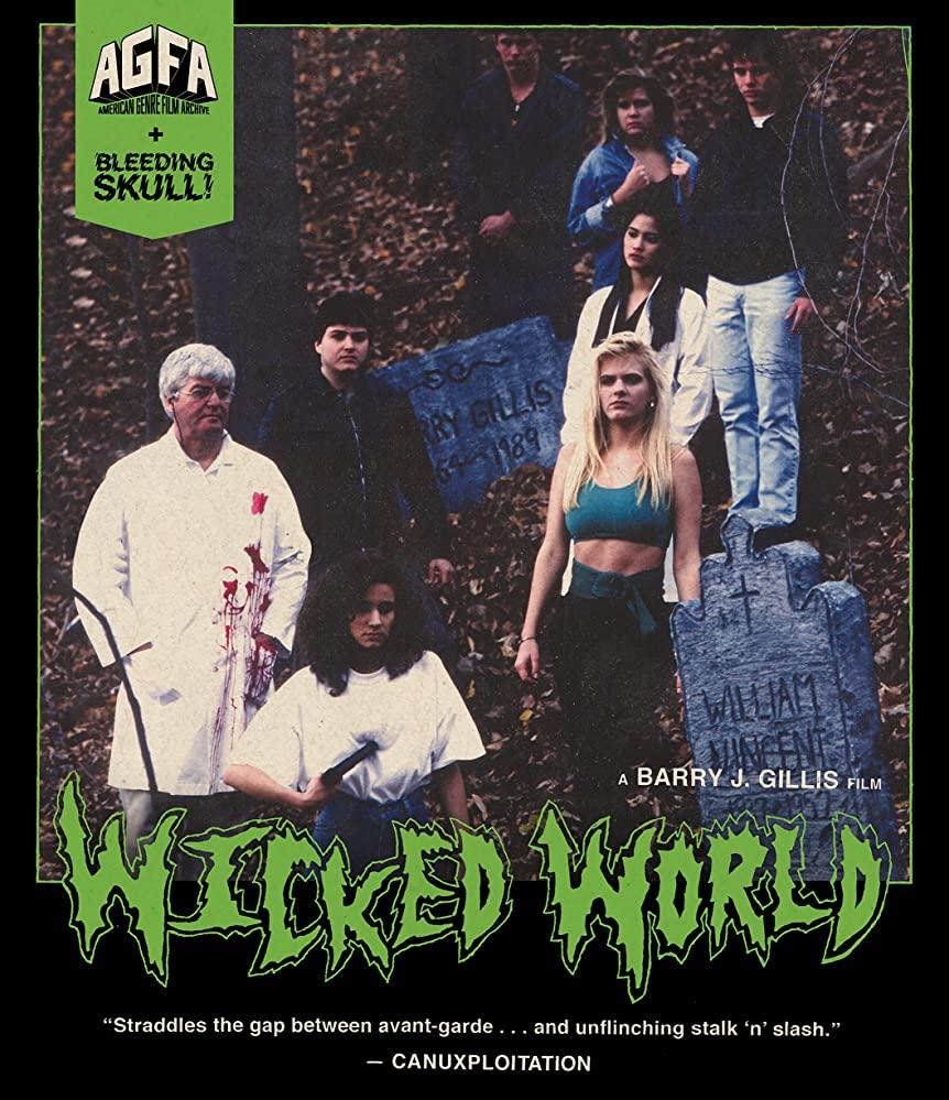 Wicked World kapak