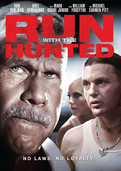 Run with the Hunted kapak