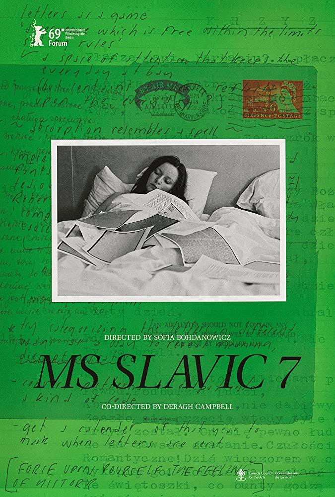 MS Slavic 7 kapak