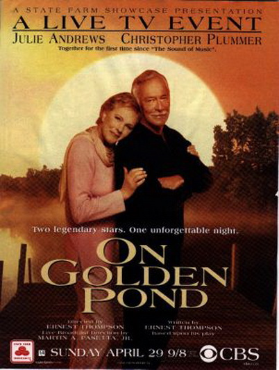 On Golden Pond kapak