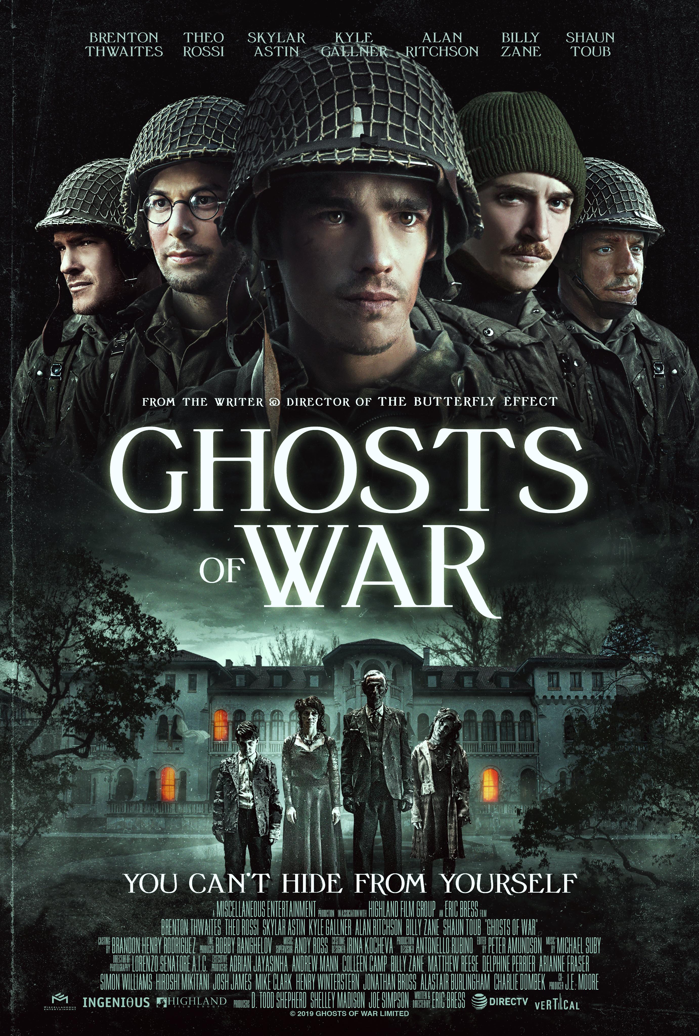 Ghosts of War kapak