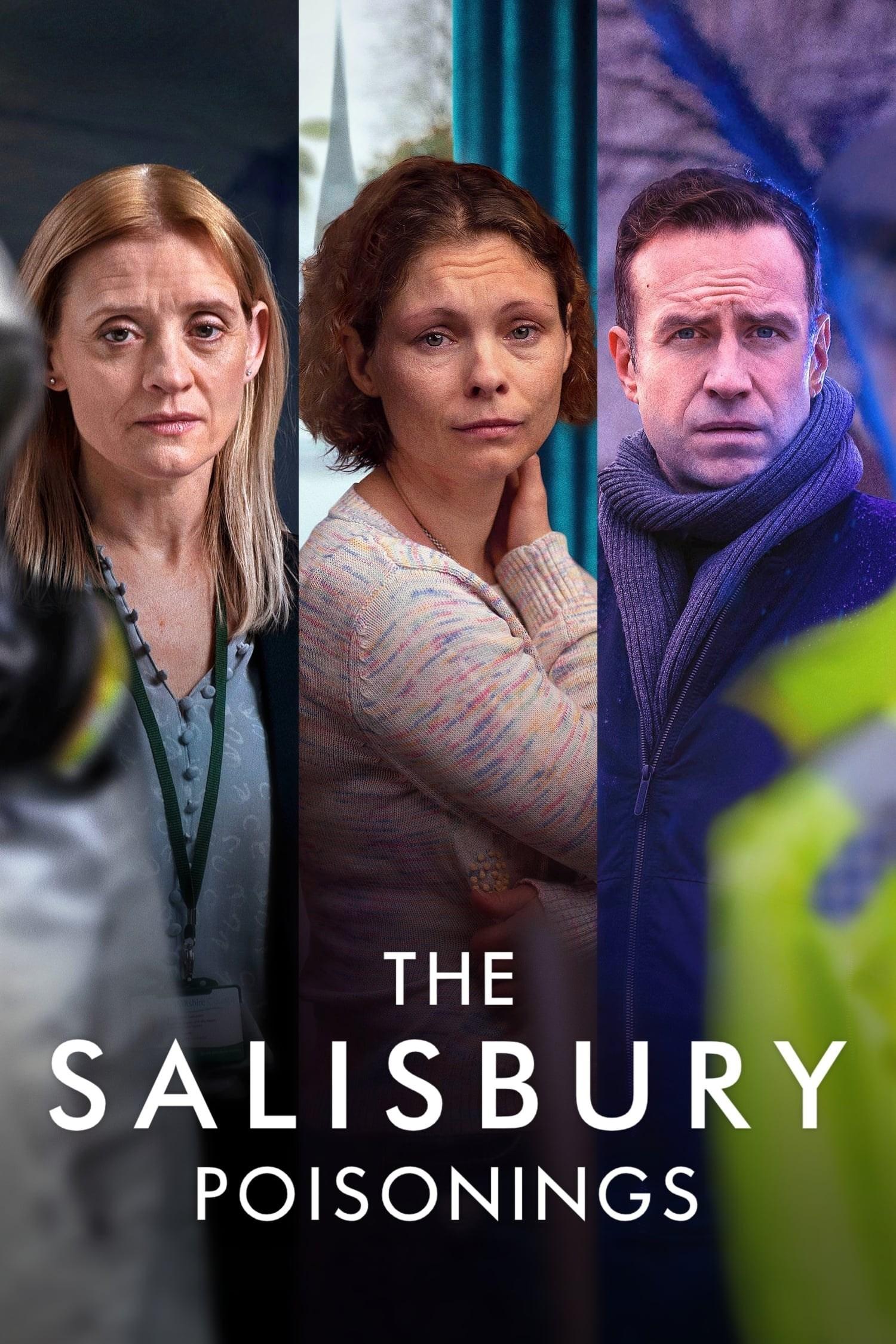 The Salisbury Poisonings kapak