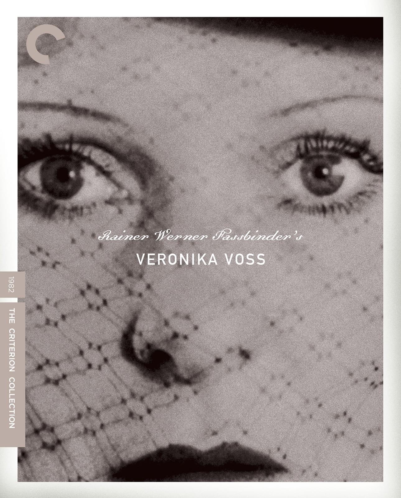Die Sehnsucht der Veronika Voss kapak