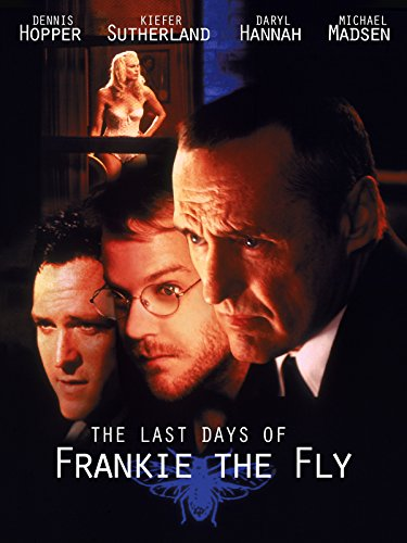 The Last Days of Frankie the Fly kapak