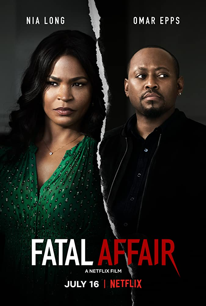 Fatal Affair kapak