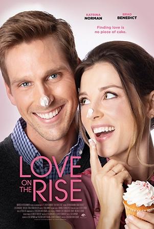 Love on the Rise kapak