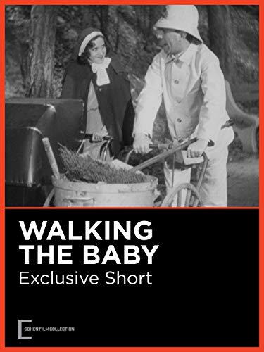 Walking the Baby kapak