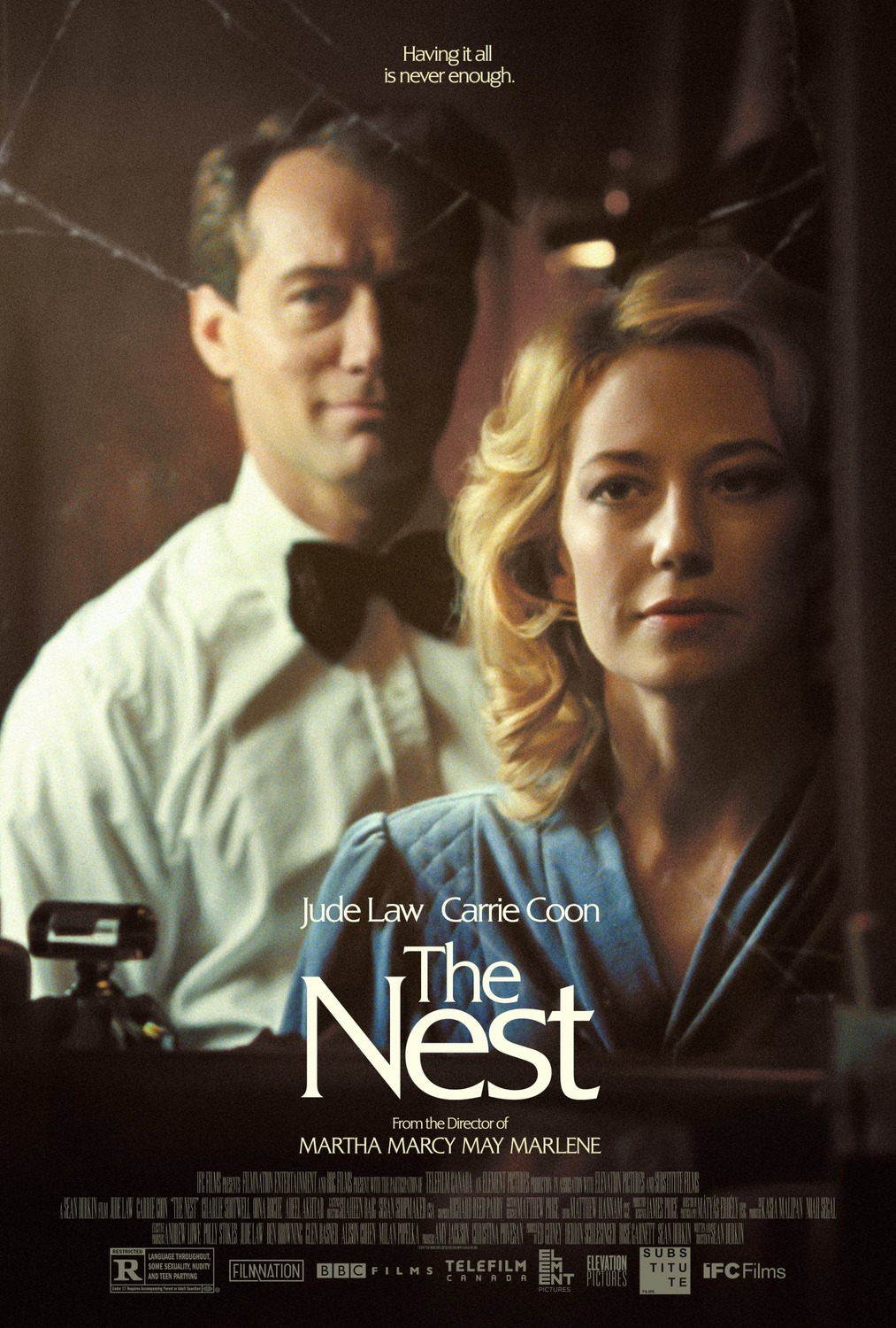 The Nest kapak