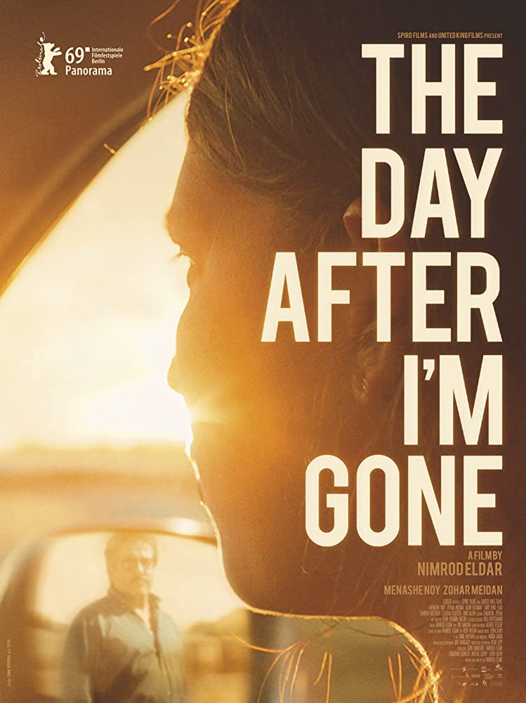 The Day After I'm Gone kapak