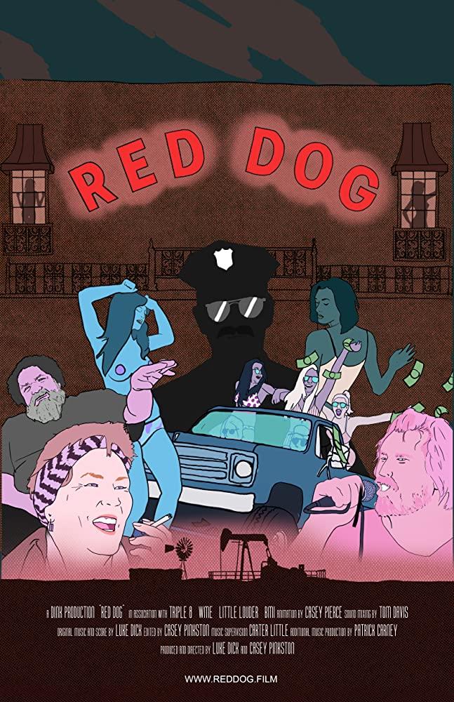 Red Dog kapak