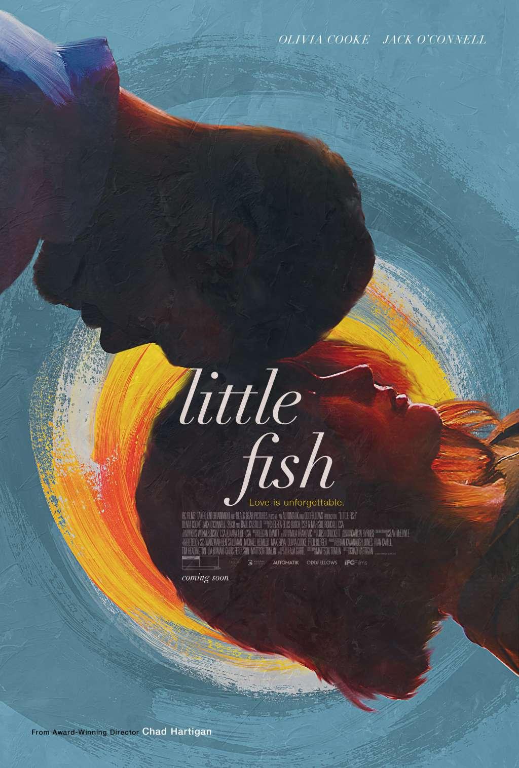 Little Fish kapak