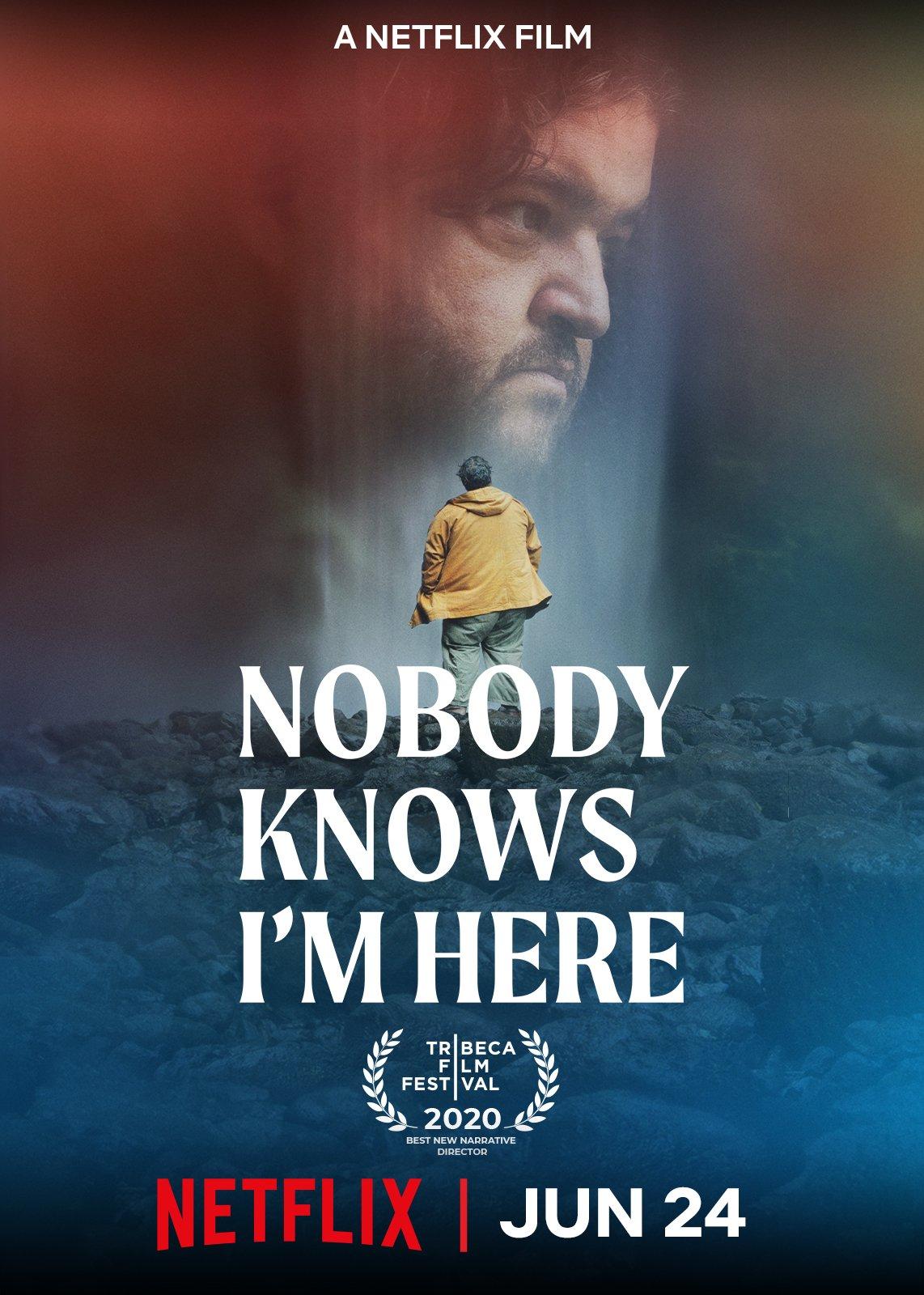 Nobody Knows I'm Here kapak