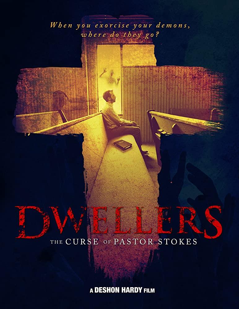 Dwellers: The Curse of Pastor Stokes kapak