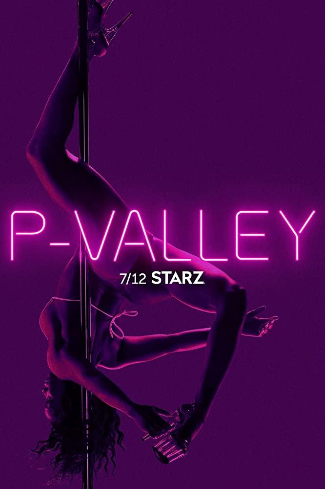 P-Valley kapak