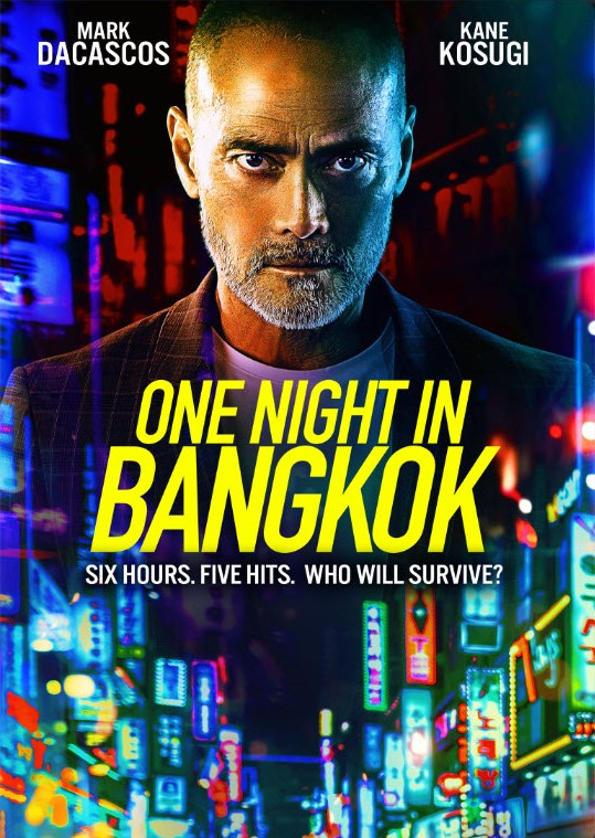 One Night in Bangkok kapak
