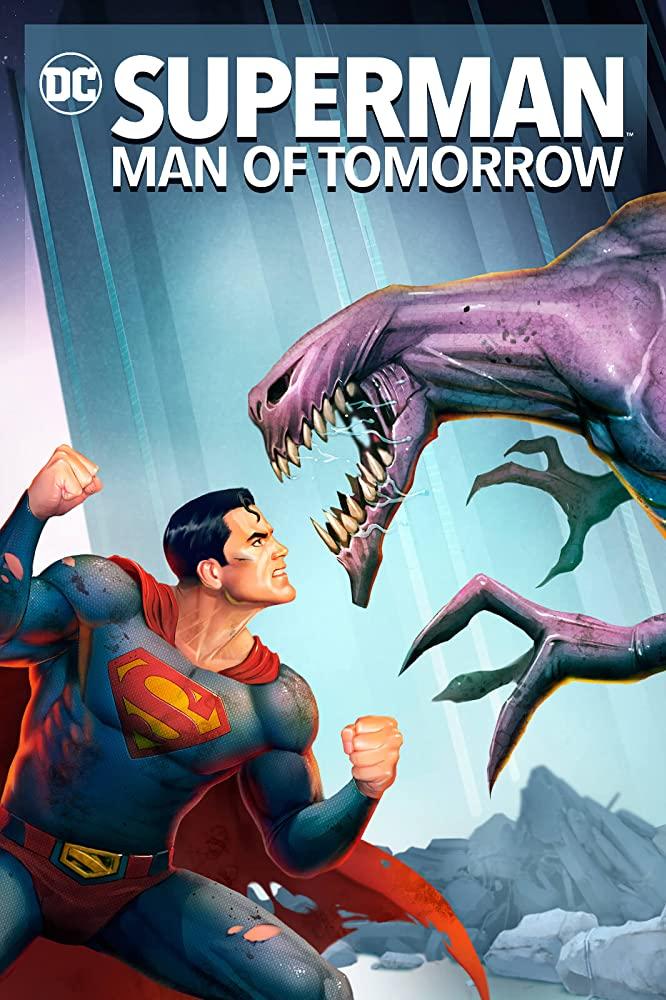 Superman: Man of Tomorrow kapak