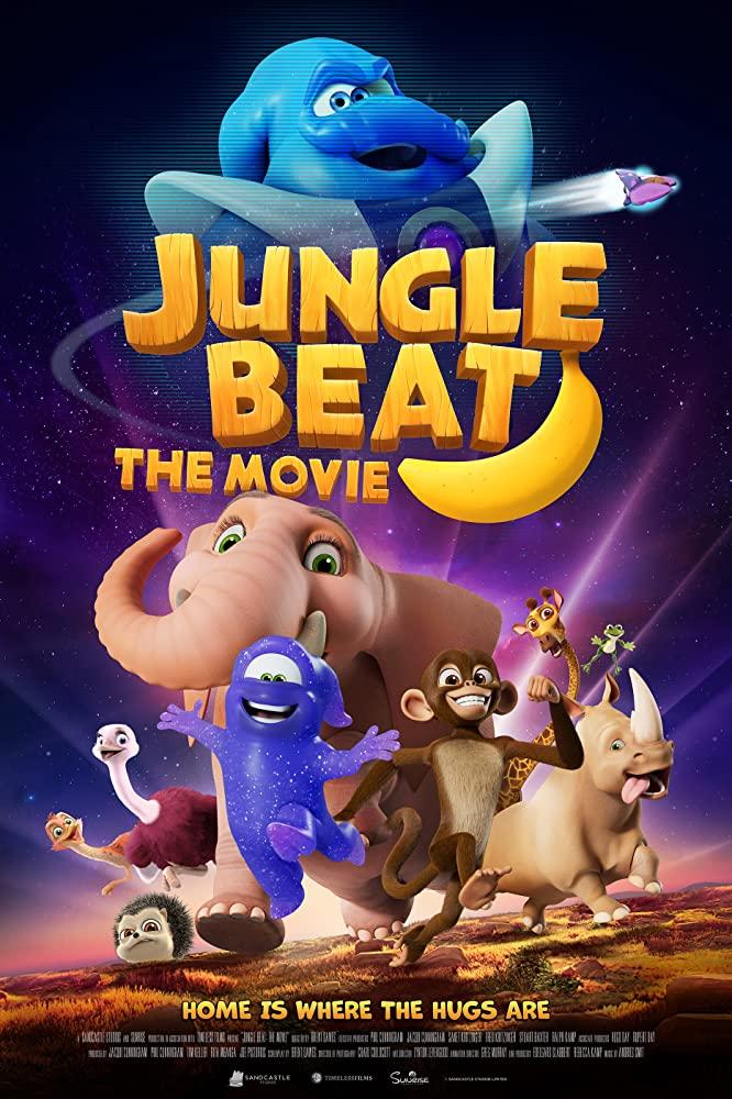 Jungle Beat: The Movie kapak
