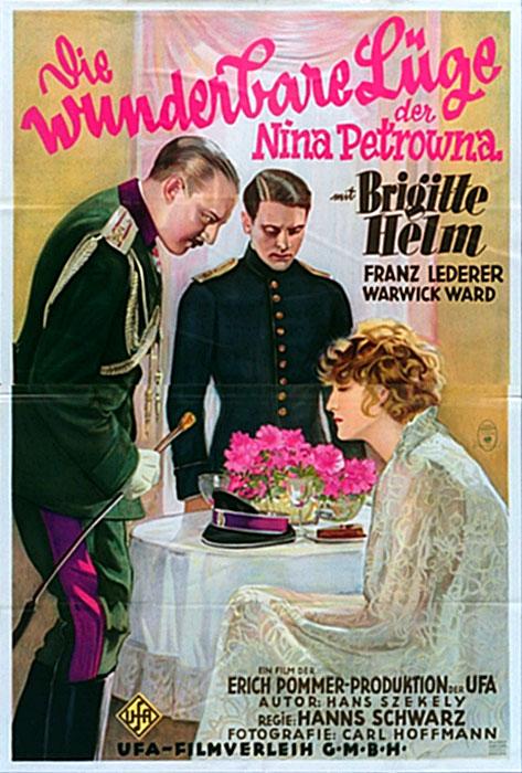 The Wonderful Lies of Nina Petrovna kapak