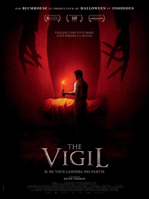 The Vigil kapak