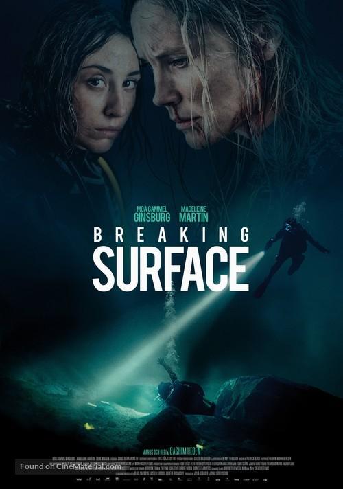 Breaking Surface kapak