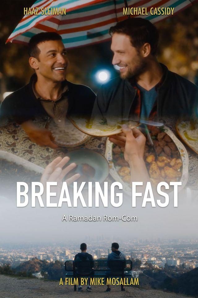 Breaking Fast kapak