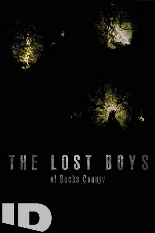 The Lost Boys of Bucks County kapak