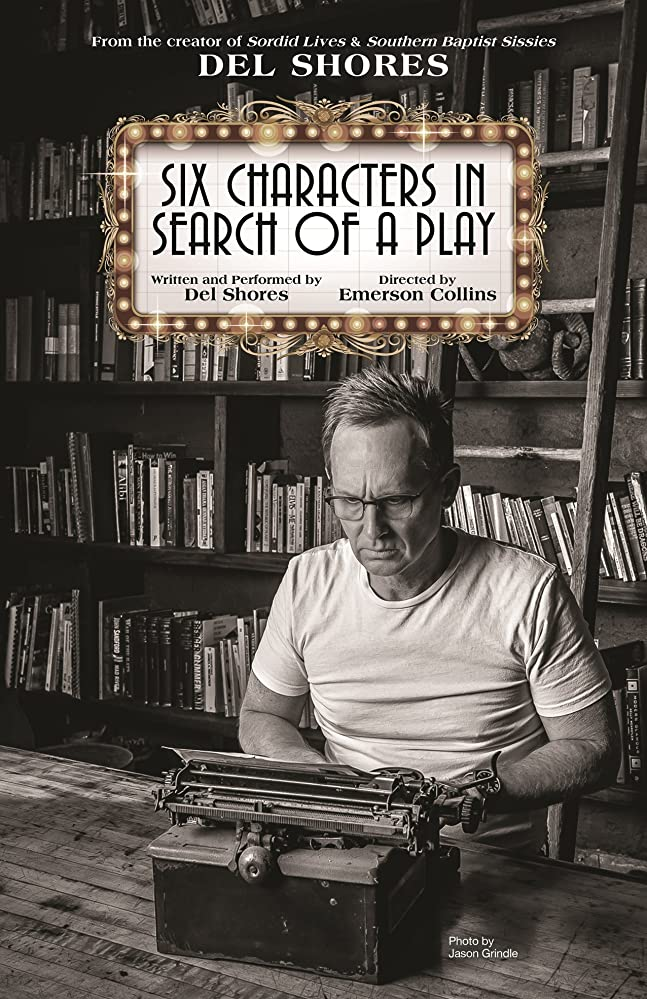 Six Characters in Search of a Play kapak