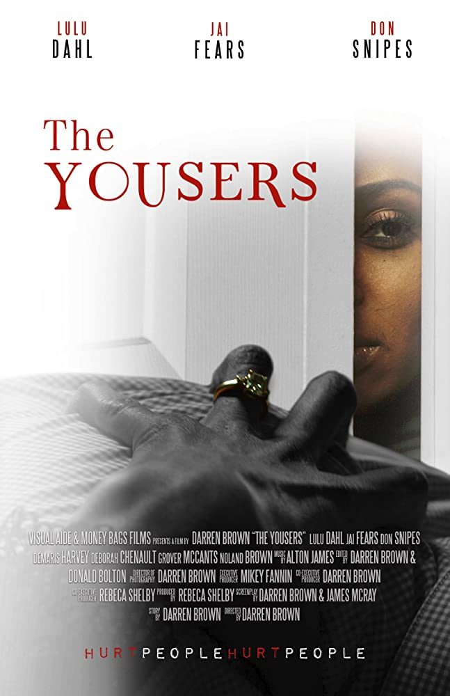The Yousers kapak