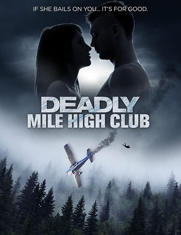 Deadly Mile High Club kapak