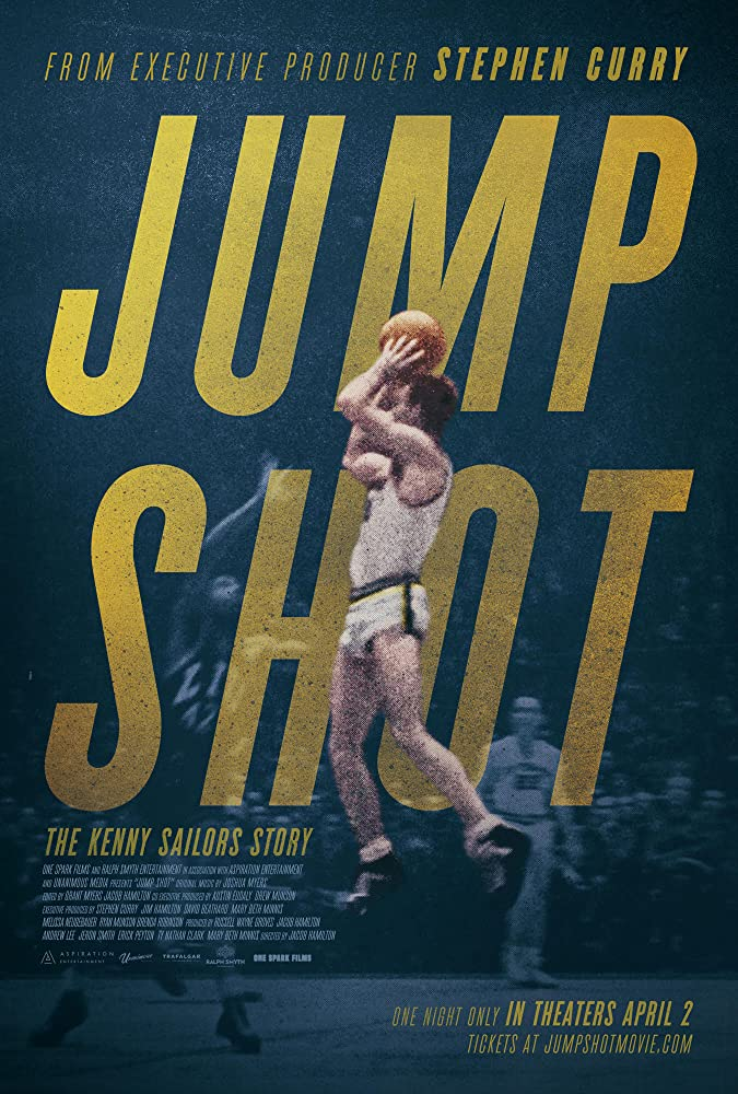 Jump Shot: The Kenny Sailors Story kapak