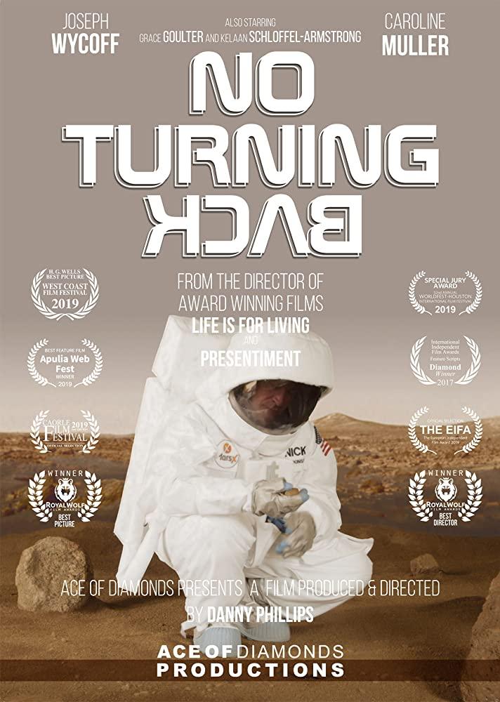 No Turning Back kapak