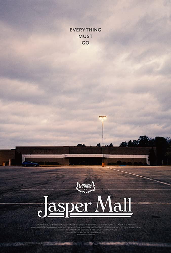 Jasper Mall kapak