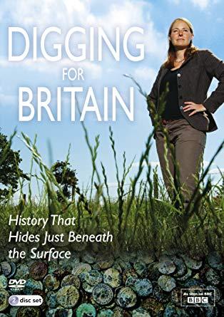 Digging for Britain kapak