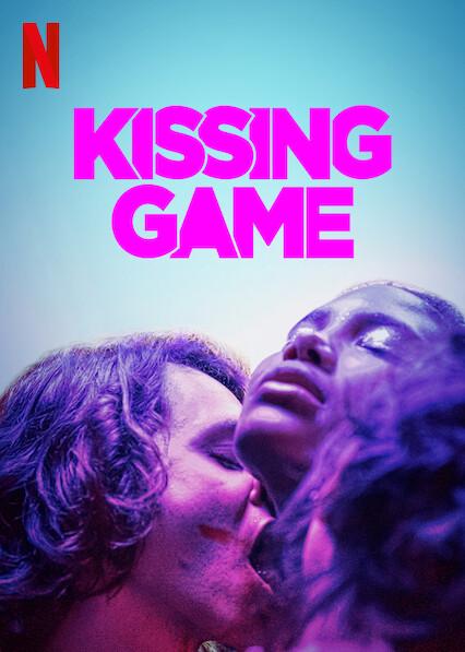Kissing Game kapak
