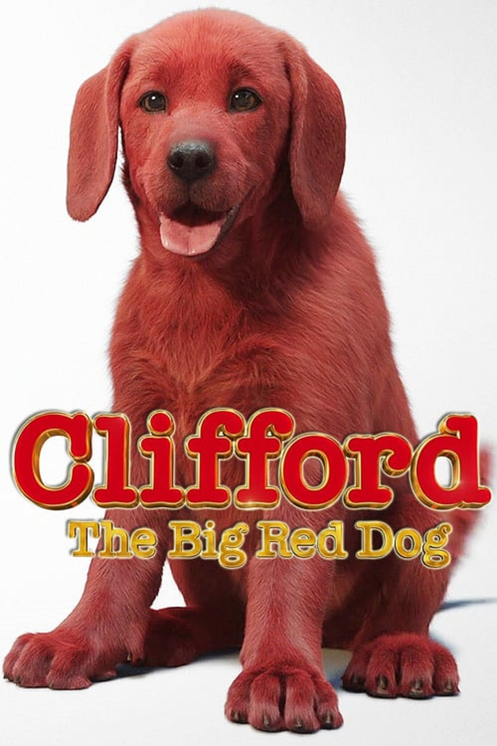 Clifford the Big Red Dog kapak