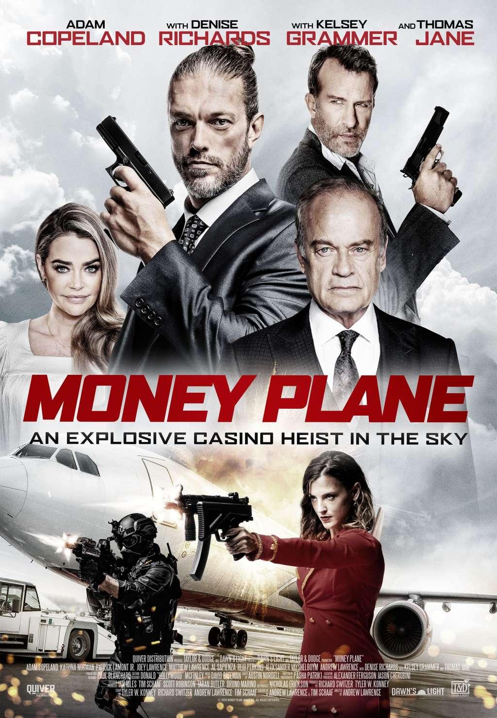 Money Plane kapak