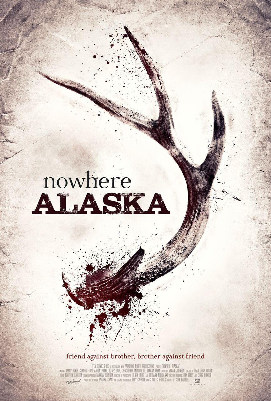 Nowhere Alaska kapak