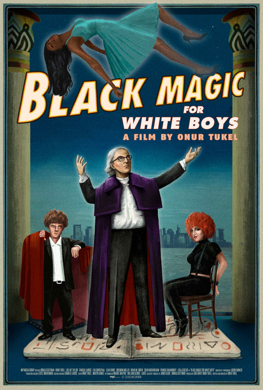 Black Magic for White Boys kapak