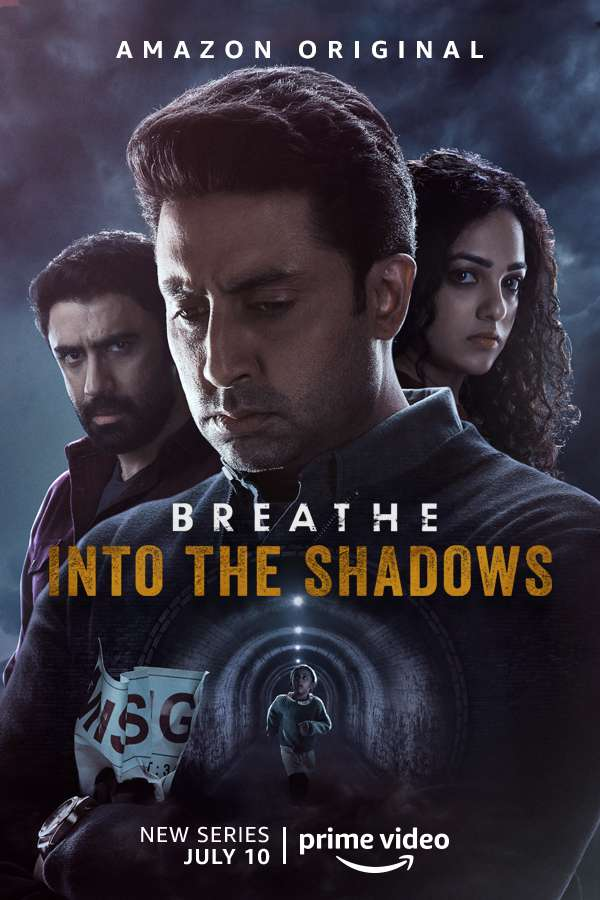 Breathe: Into the Shadows kapak