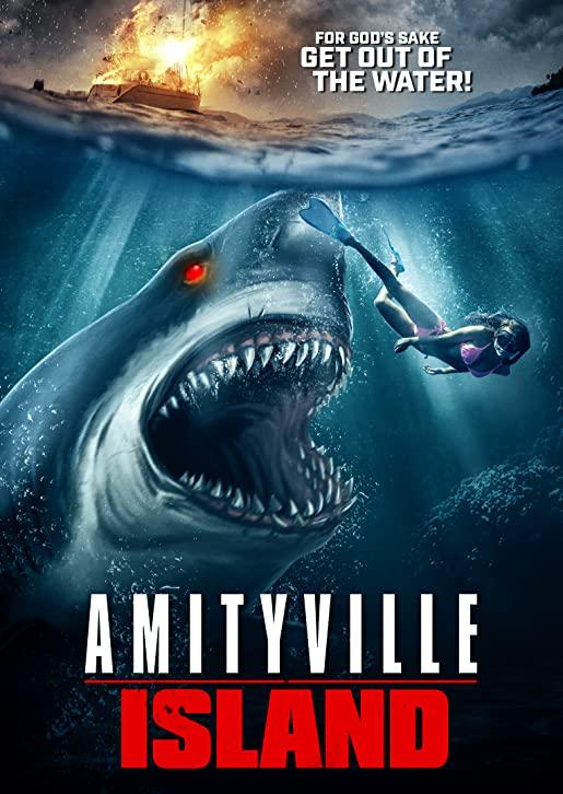Amityville Island kapak