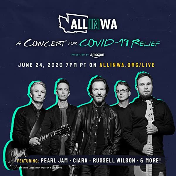 All in Washington: A Concert for COVID-19 Relief kapak