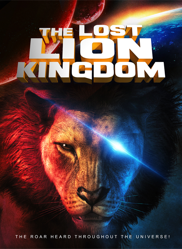 The Lost Lion Kingdom kapak