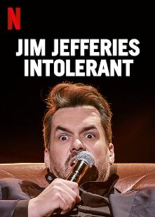 Jim Jefferies: Intolerant kapak