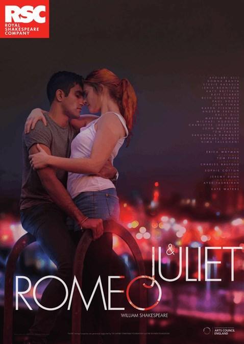 RSC Live: Romeo and Juliet kapak