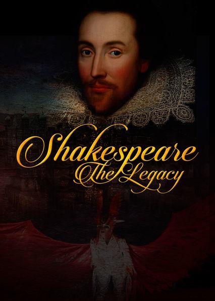 Shakespeare: The Legacy kapak