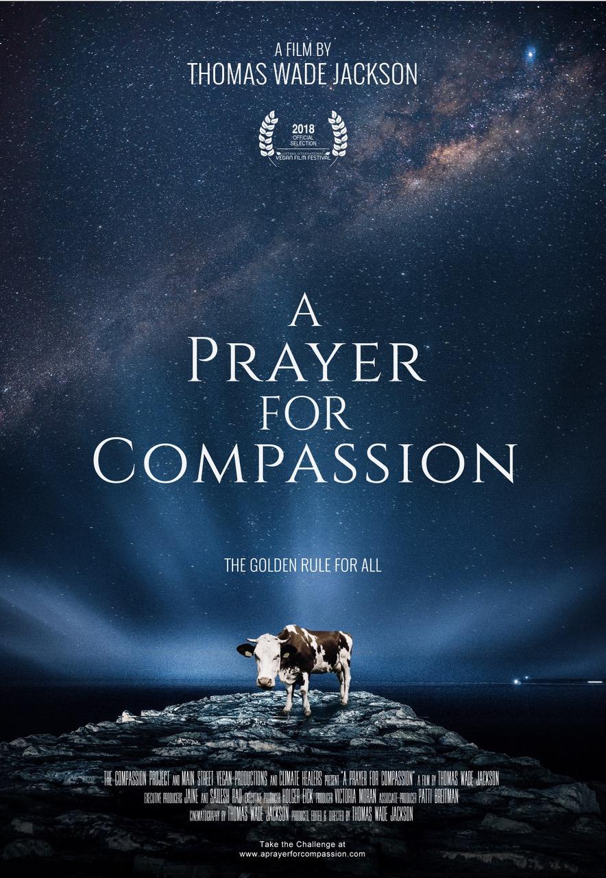 A Prayer for Compassion kapak