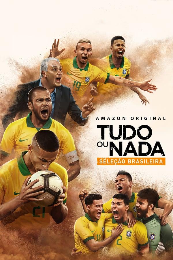 All or Nothing: Brazil National Team kapak